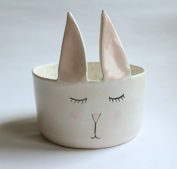 35 Cute Pottery Animal Ideas 2