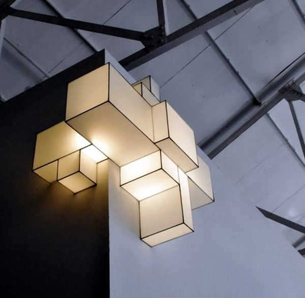 Creative and Cheap Indoor Wall Lamps Ideas (13)