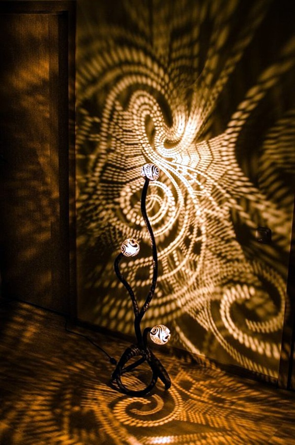 Creative and Cheap Indoor Wall Lamps Ideas (17)