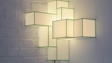 Creative and Cheap Indoor Wall Lamps Ideas (19)