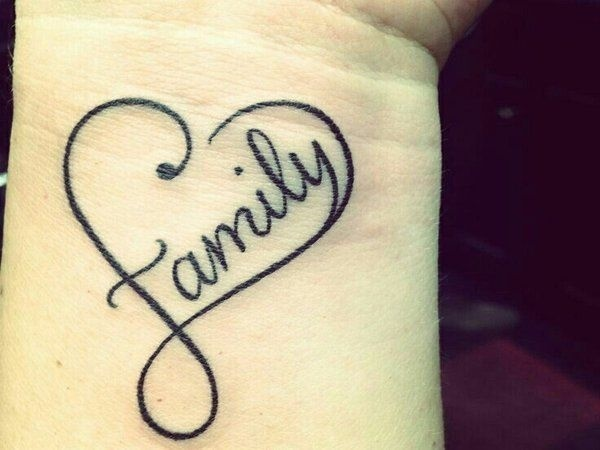 35 Cute and Small Heart Tattoo Designs 5