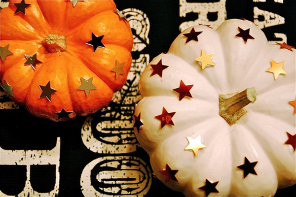 40 Cute and Easy Pumpkin Painting Ideas 33