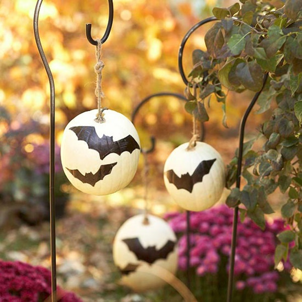 40 Cute and Easy Pumpkin Painting Ideas 40