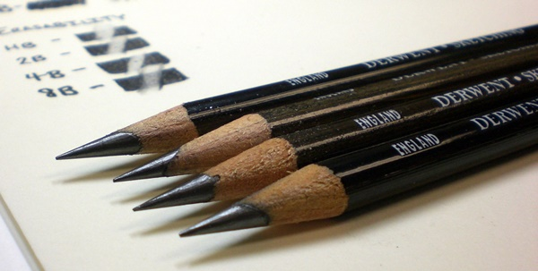 What is the Rght way to Use Different Kinds of Pencil 1