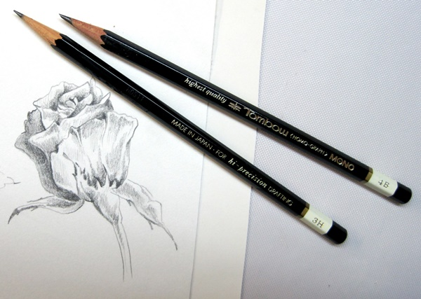 What is the Rght way to Use Different Kinds of Pencil 3