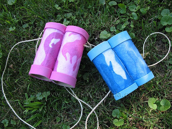 30 Creative Ideas for Toilet Paper Roll Crafts 1