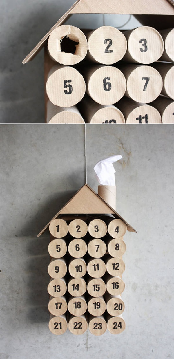 30 Creative Ideas for Toilet Paper Roll Crafts 20