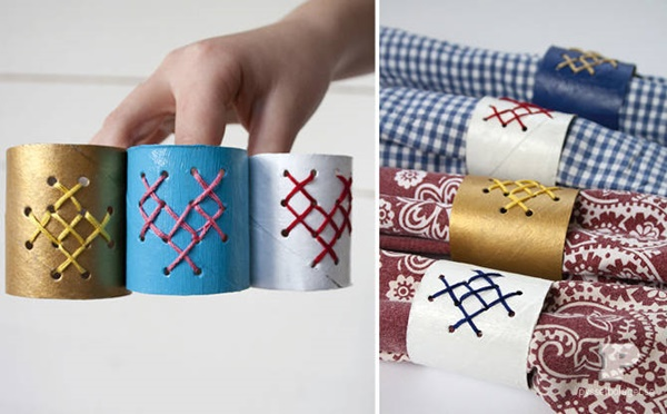 30 Creative Ideas for Toilet Paper Roll Crafts 23