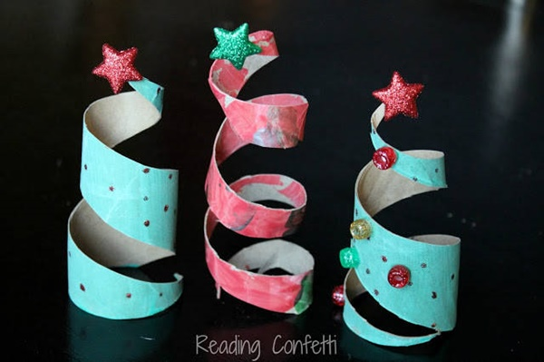 30 Creative Ideas for Toilet Paper Roll Crafts 8