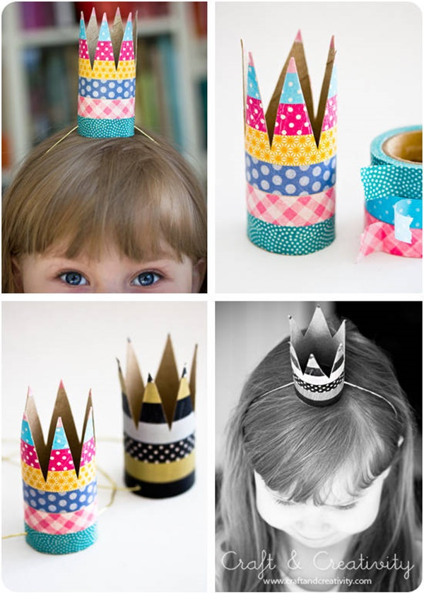 30 Creative Ideas for Toilet Paper Roll Crafts 9