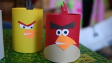 30 Creative Ideas for Toilet Paper Roll Crafts Feature Image
