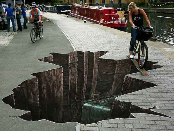 40 Amazing New Street Art Ideas 19