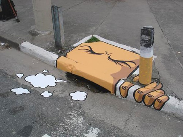 40 Amazing New Street Art Ideas 26