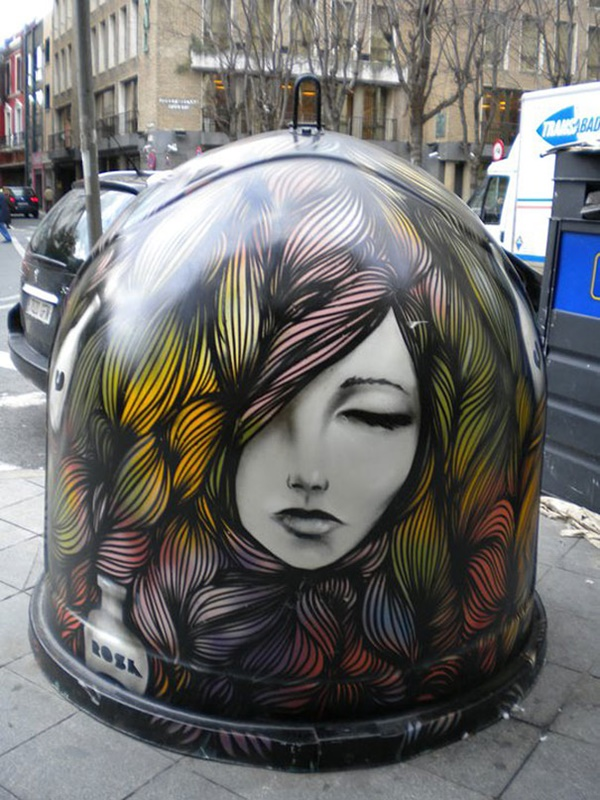 40 Amazing New Street Art Ideas 28