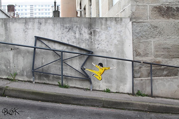 40 Amazing New Street Art Ideas 30