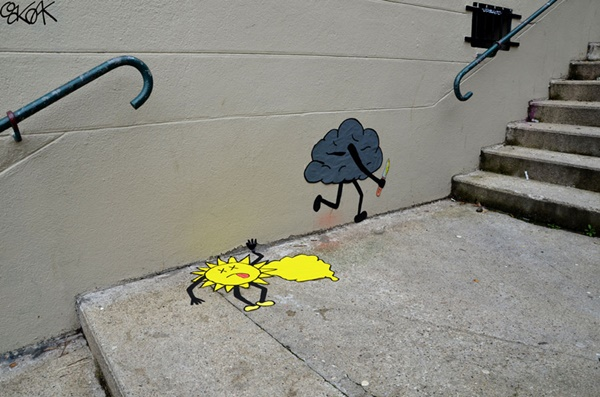 40 Amazing New Street Art Ideas 40
