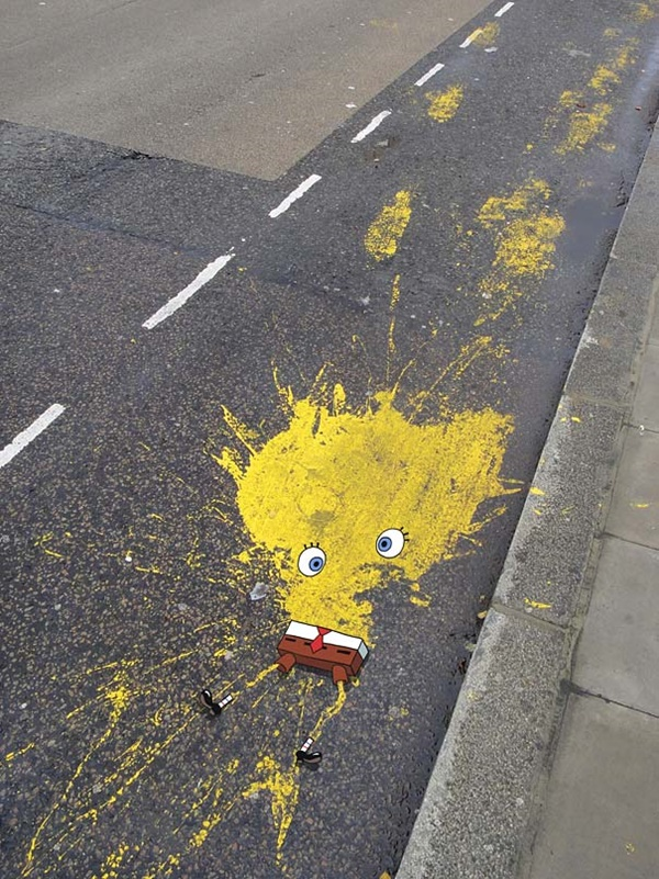 40 Amazing New Street Art Ideas 8