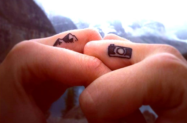 40 Cute Mountain Tattoo Designs 40
