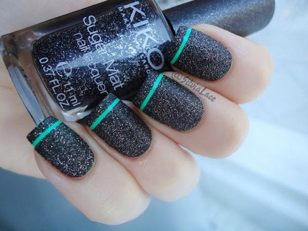 40 Easy and Attractive Fall Nail Art Ideas 13