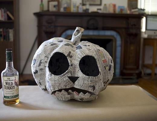 10-beautiful-handmade-halloween-paper-mache-ideas-feature-image
