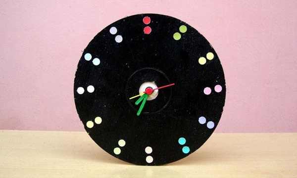 20 Crazy And Cool Diy Wall Clock Ideas Hobby Lesson
