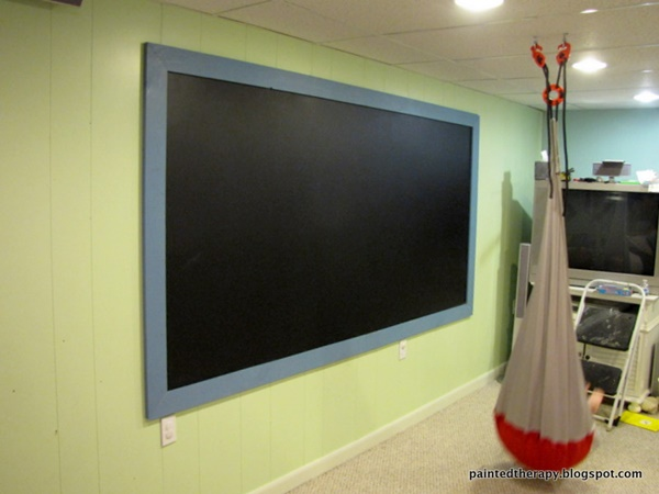 convert any place in your house to a blackboard 4