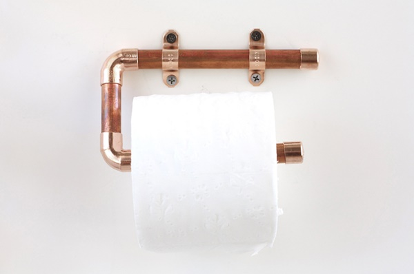 amazing ideas of DIY toilet paper holder 12b