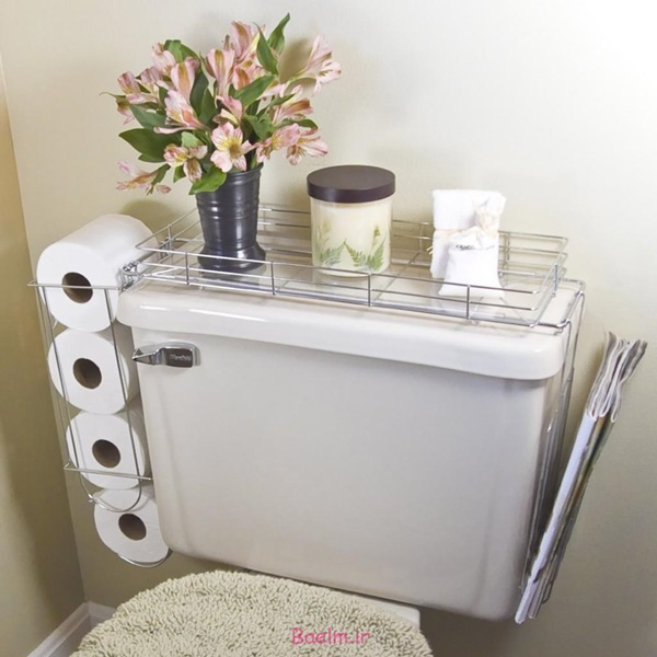 amazing ideas of DIY toilet paper holder 16b