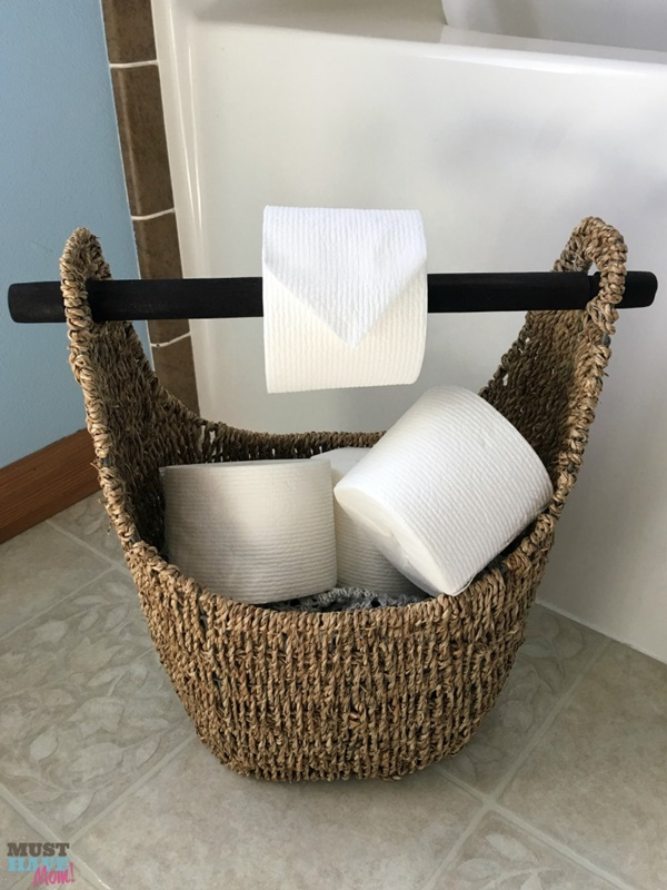 amazing ideas of DIY toilet paper holder 17b