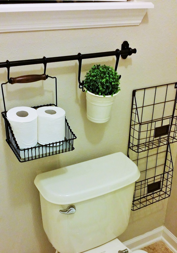 amazing ideas of DIY toilet paper holder 18b