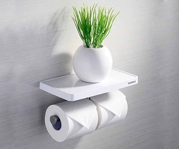 amazing ideas of DIY toilet paper holder 25c