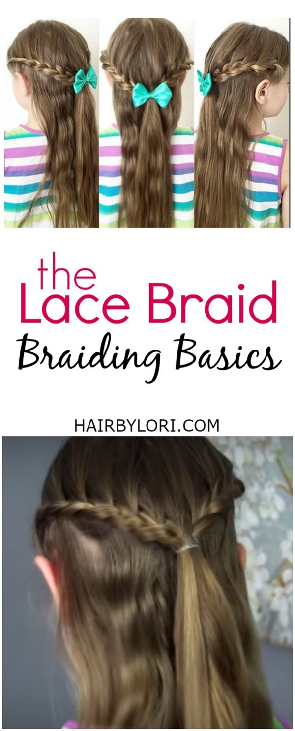 easy braids ideas you can do it by yourself 10