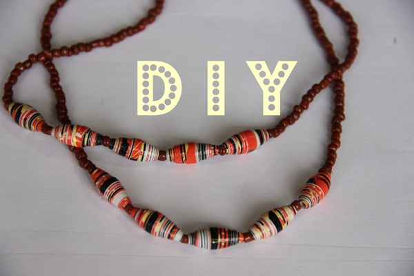 paper beads for jewelry making a