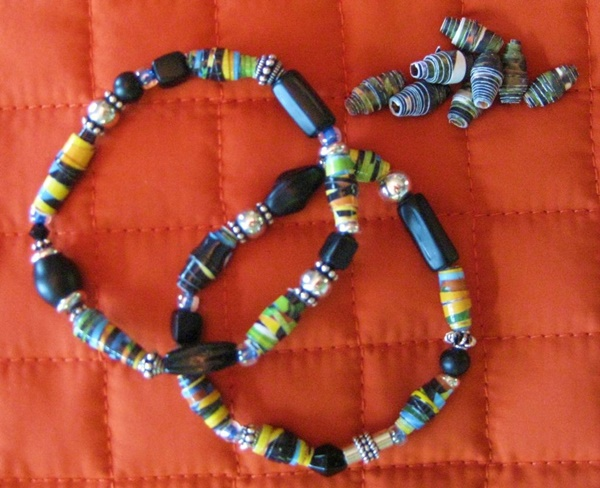 paper beads for jewelry making b