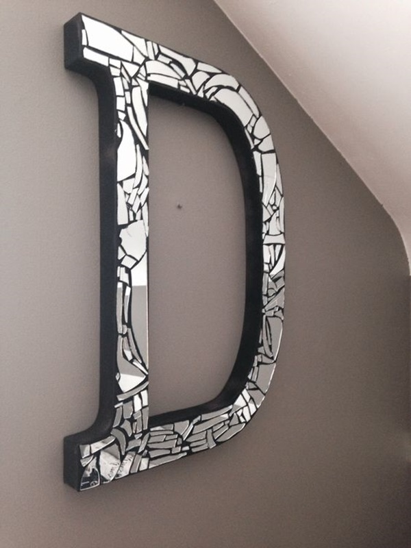 Broken Glass Reusing Ideas 10