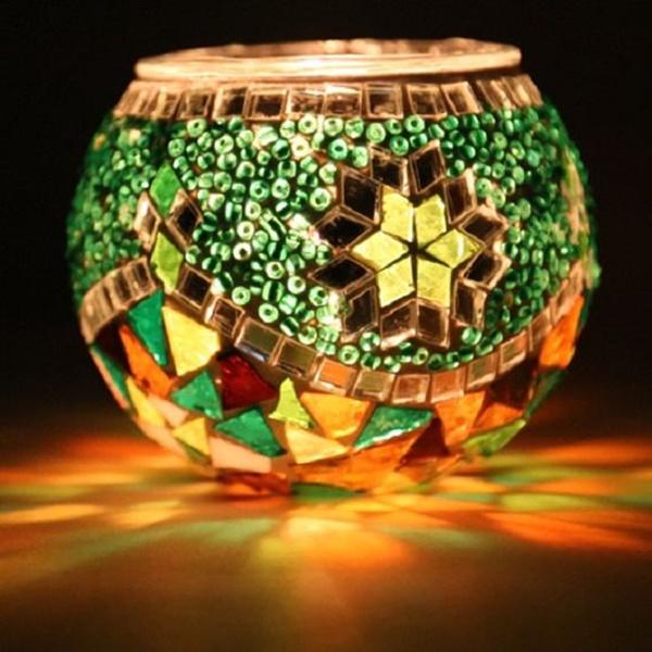 Broken Glass Reusing Ideas 2