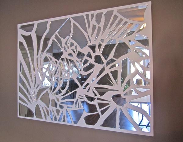 Broken Glass Reusing Ideas 7