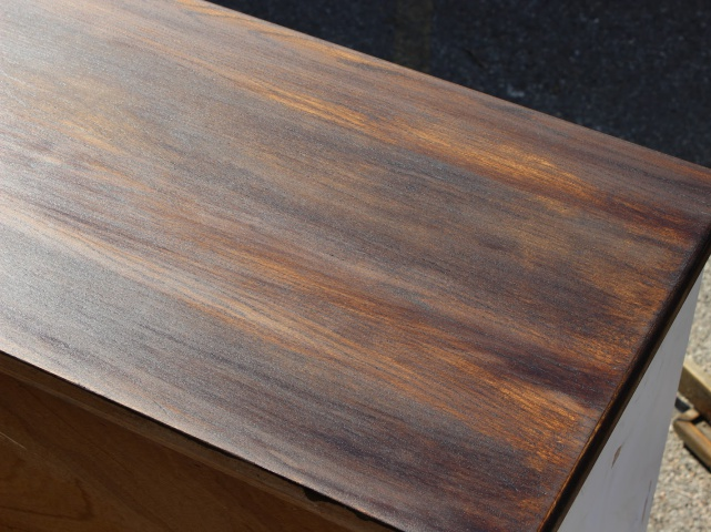 How To Paint Over Dark Strain Wood Like A Pro