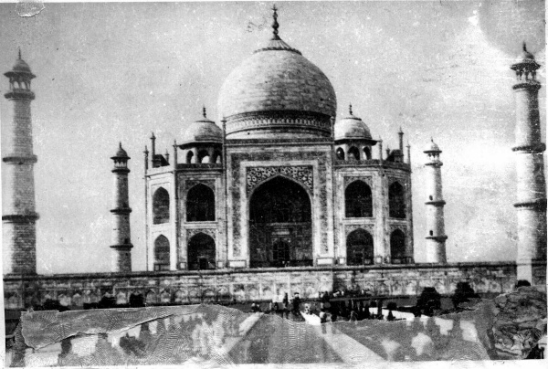 Beautiful Taj Mahal Drawings and Sketches00006