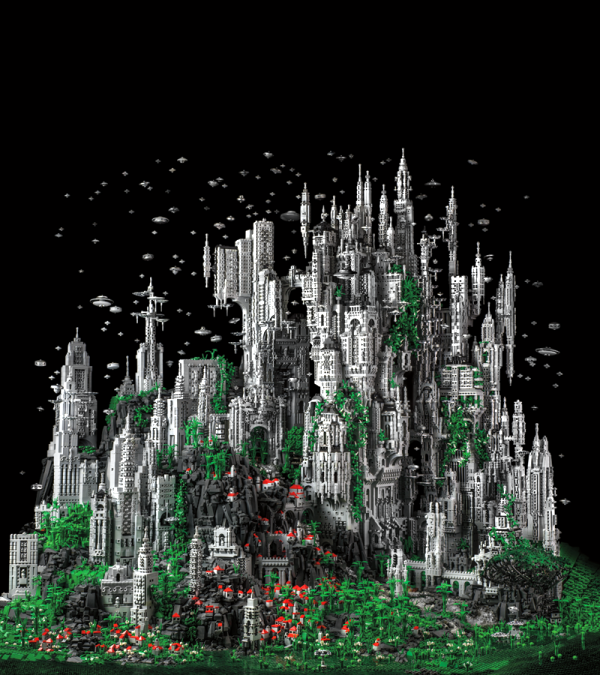 Amazing Lego Sculpture Hard to Believe00017