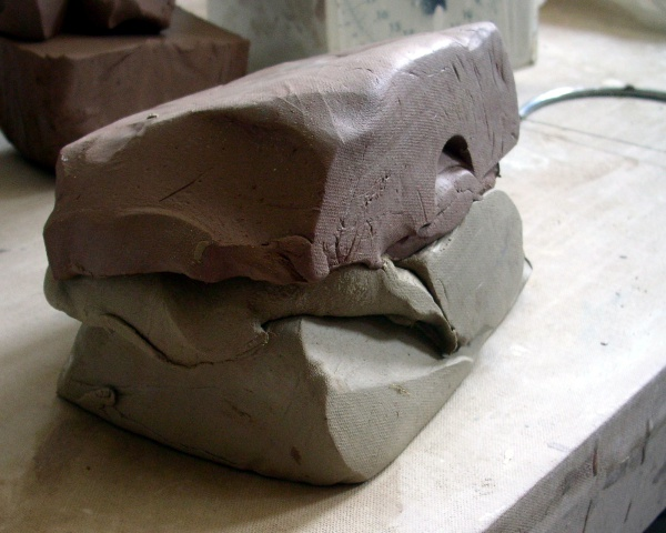 How to Easily Mold a Clay face00001