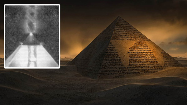 Myths about Pyramid Debunked 1