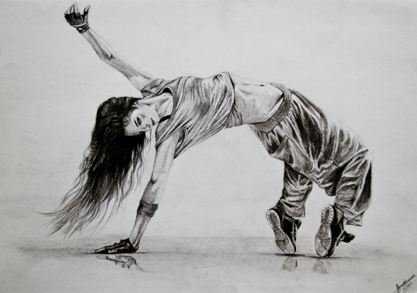 40 Innovative Dancing Women Drawings And Sketches Ideas
