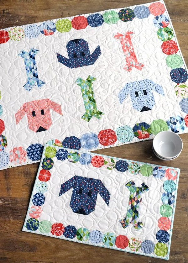 How To Make Fabric Mats