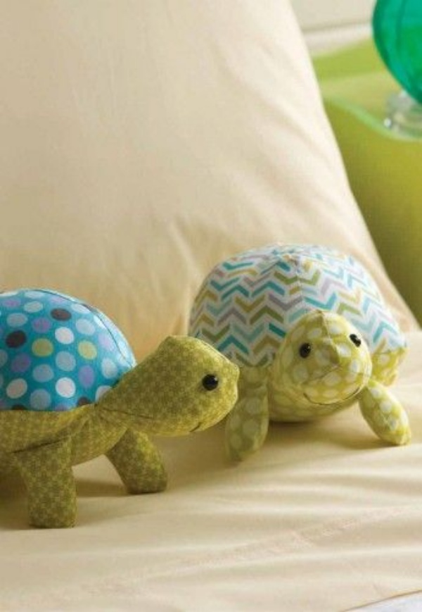 Tutorials to Make Cute Small Stuffed Animals