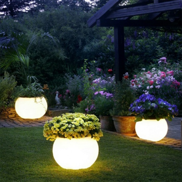 Outdoor Light Decoration Ideas