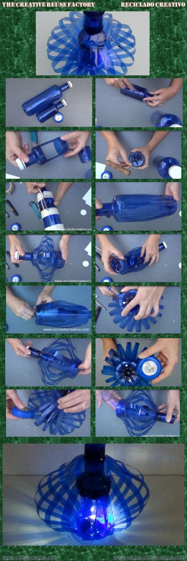 Reuse Waste Plastic Bottles