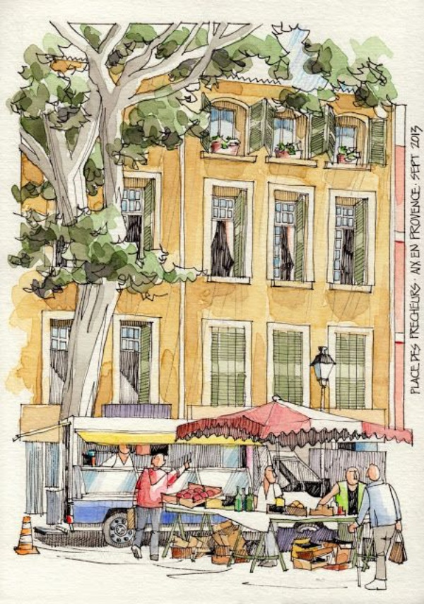 Urban Sketching for Beginners