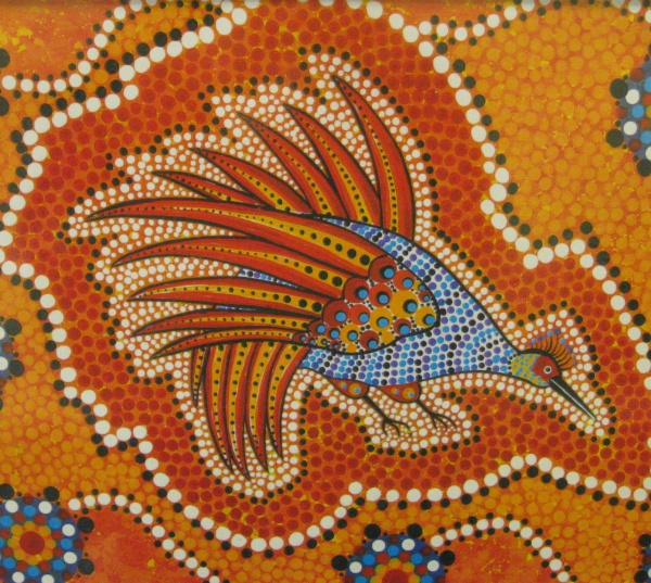 Aboriginal Art Dot Paintings