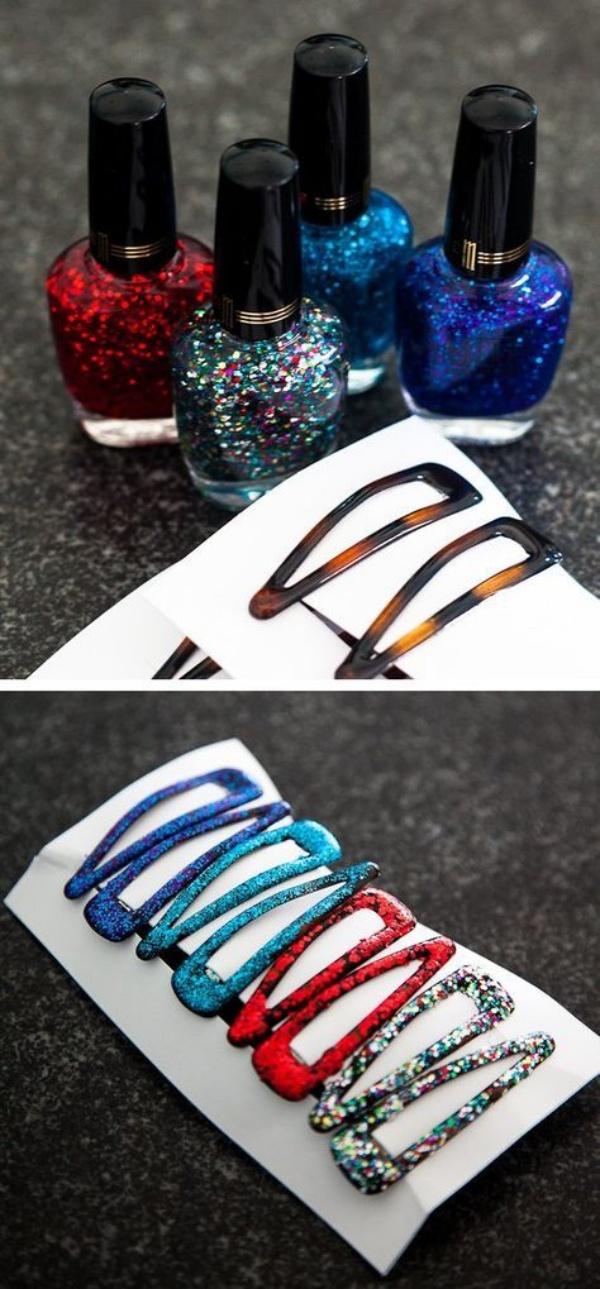 Crafty Use of Nail Polish